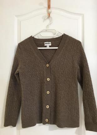 100% кашемировый свитер