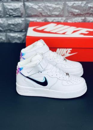 Nike air force af2 кожа