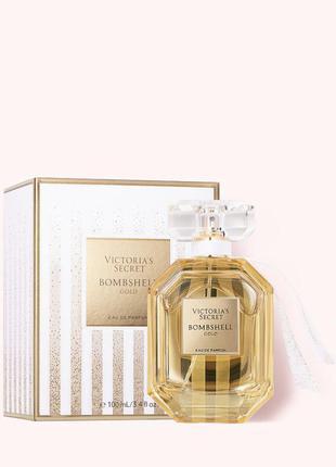 Духи парфюм виктория сикрет victoria's secret vs bombshell gold бомбшелл
