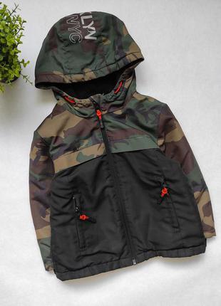 Куртка демисезонная на мальчика, р. 104