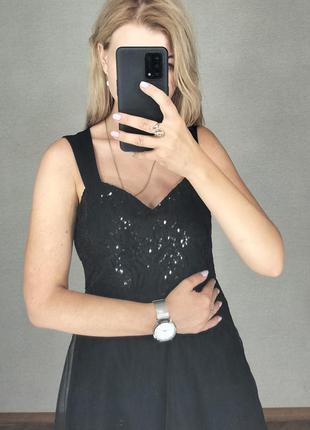 Платье с паетками dorothy perkins