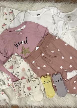 Одяг на дівчинку 1.5-2р