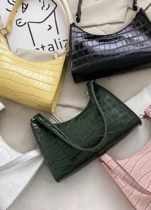 Новые сумочки-багет