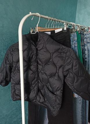 Демисезонная курточка для девочки зара 104 р 3-4 года