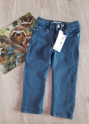 Теплі джинси