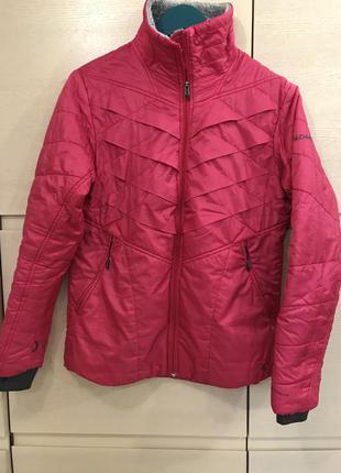 Куртка демисезонная columbia omni-heat