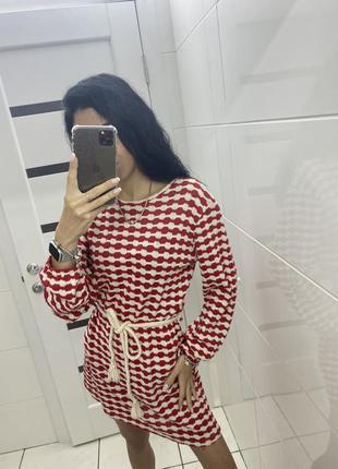 Шикарное платье zara ❤️ распродажа летних вещей !!!