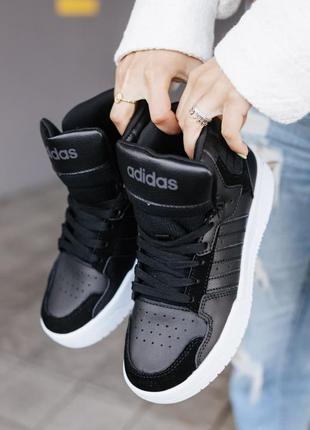 Adidas attitude 🍏 стильные женские кроссовки адидас
