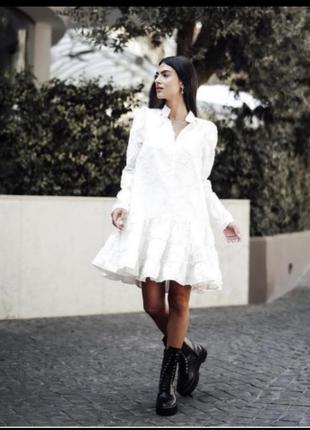 Восхитительное платье h&m