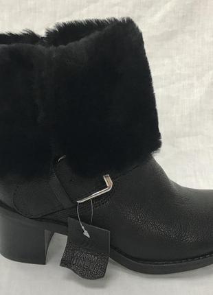 Зимние ботинки clarks 36. 5, 37, 37. 5, 41, 41. 5, 42
