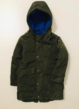 Шикарная демисезонная куртка - парка