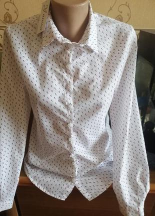 Блуза с флажочками