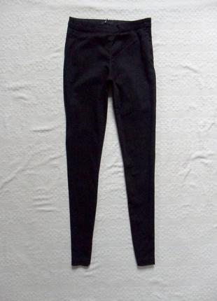 Черные джинсы скинни джеггинсы h&m