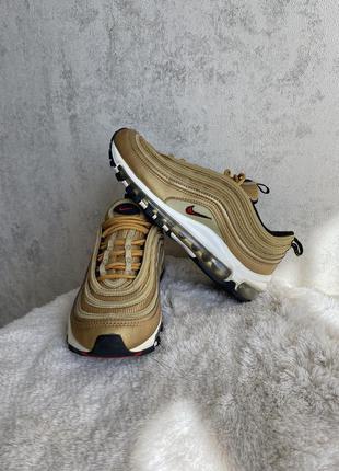 Оригинальные женские кроссовки nike w air max 97 og qs, 38