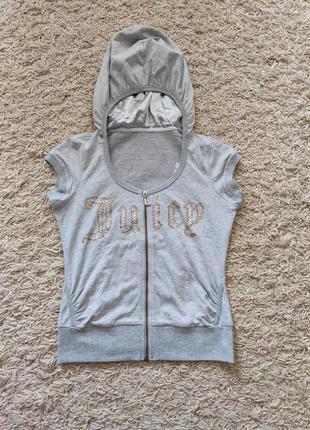 Кофта футболка жилетка juicy couture