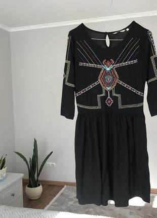 Плаття стильне міді