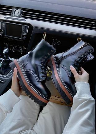 Женские ботинки dr. martens 💐