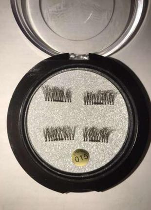 Накладные ресницы на магнитах 3d  magnet eyelashes