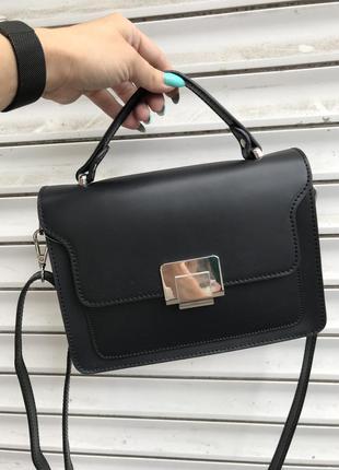 Кожаная сумочка сумочка на плечо кроссбоди италия🔥🔥базовая сумка
