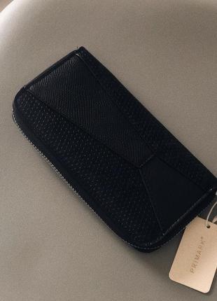 Гаманець чорний / кошелёк чёрный