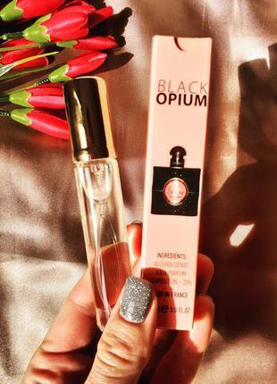 ♥️минипарфюм, туалетная вода, духи женские, парфюмерия, парфуми блек опиум