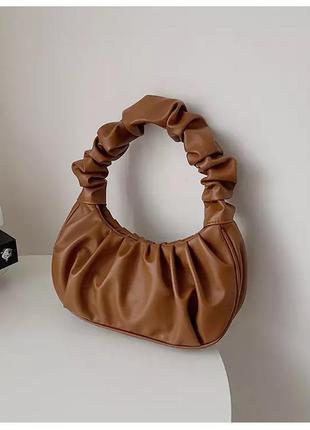 """Bottega veneta сумка сумочка """"зефирка"""" с ручкой качественная стильная новая"""