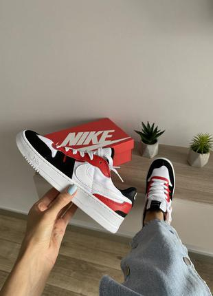 Nike air force 1 кроссовки кастомные