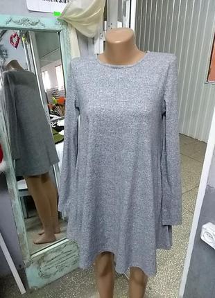 Очень мягенькое приятное к телу платье!!!