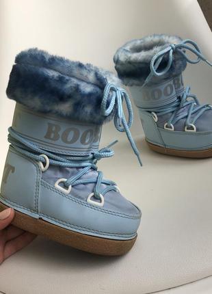 Мунбути луноходы 14см валянки сапоги чоботи снегоходы