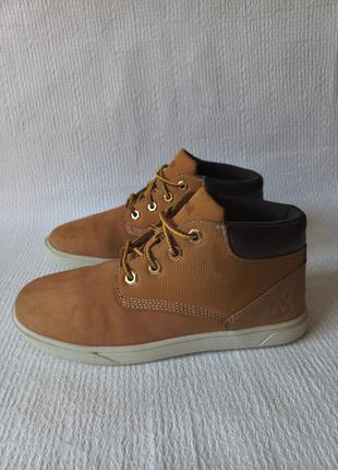 Timberland кожаные оригинальные ботинки 34