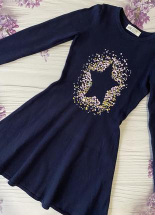 Платье h&m размер 6/8 лет 122/128