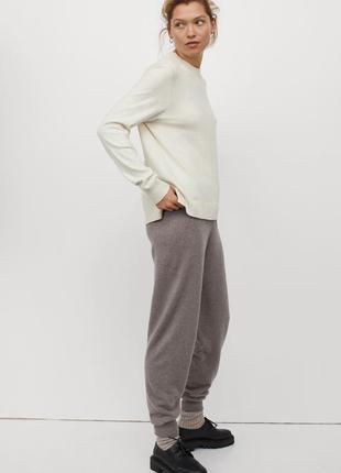 Новый джемпер, свитер, свитерок h&m. размер м