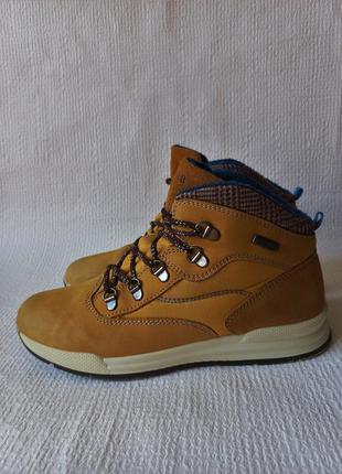 Bama кожаные оригинальные ботинки 38