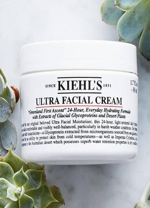 Крем для лица kiehl's ultra facial cream, 50 ml