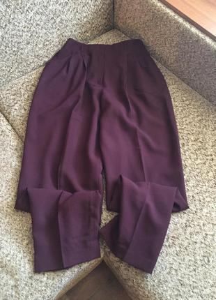 Идеальные шерстяные брюки