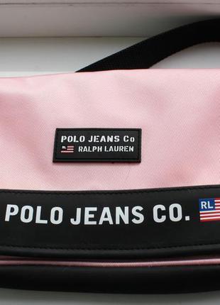 Сумка ralph lauren polo jeans co оригинал