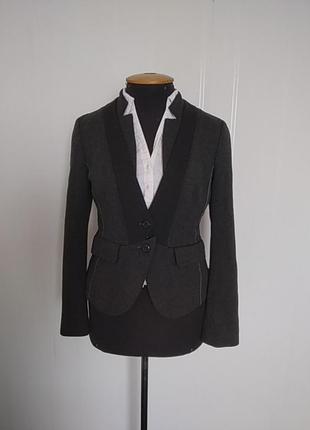 Трикотажный пиджак karen millen