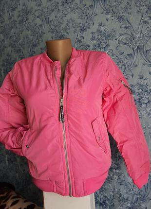 Курточка деми для девочки pepperts размер 152