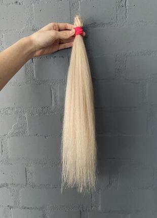 Славянка 44 см волосы для наращивания