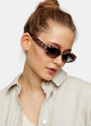 Новые брендовые очки topshop оригинал с бирками англия 🏴