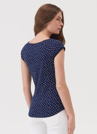 Синяя футболка распродажа скидки
