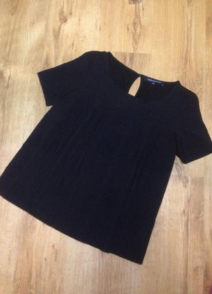 Чёрная блуза french connection