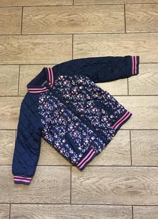 Бомбер -куртка