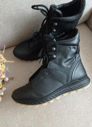 Зимові черевики ботинки чобітки ecco exostrike 832453/розм.37, 39 оригінал