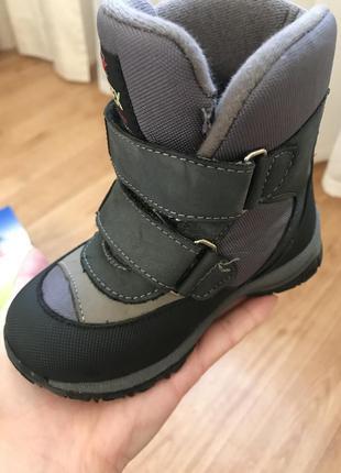 Детские зимние ботинки bebetom