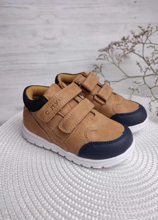 Ботинки кроссовки на мальчика деми ботиночки детские