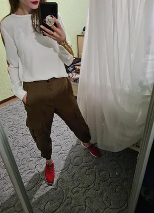 Спортивные штаны, джоггеры от zara