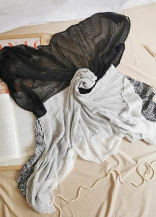 Винтажный платок шарф палантин diesel