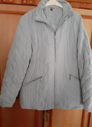 Курточка  женская  большого размера