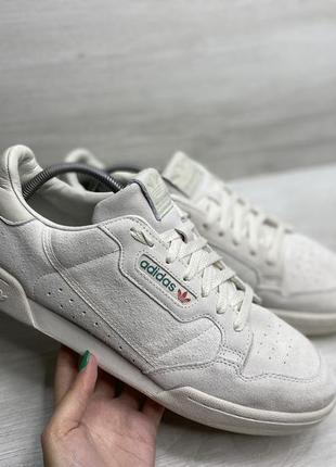 Чоловічі  кросівки adidas continental 80
